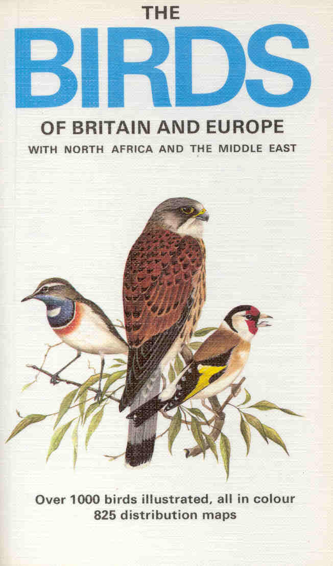 Birds Of Britain & Europe