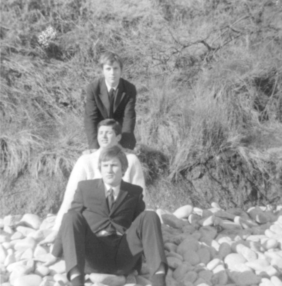 Rickey, Chris & Me, Beauport 1967