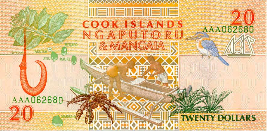 Mangaia Kingfisher