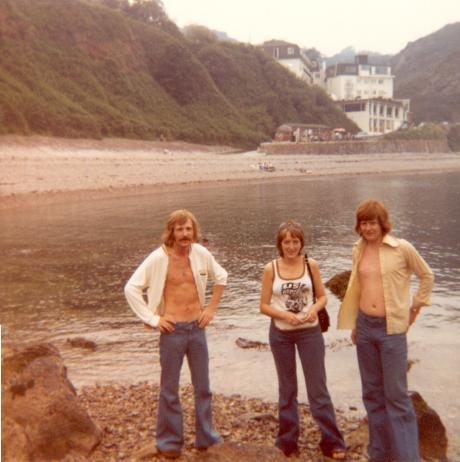 At Bouley 1973